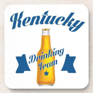 Kentucky Drinking team Drink Coaster