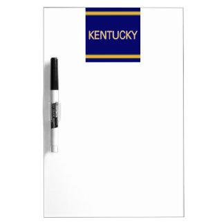 Kentucky Dry Erase Board with Pen
