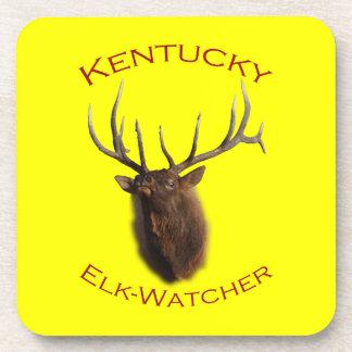 Kentucky Elk-Watcher Coaster