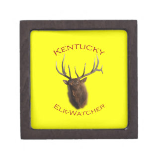 Kentucky Elk-Watcher Gift Box