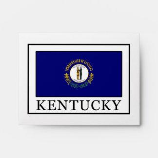 Kentucky Envelope