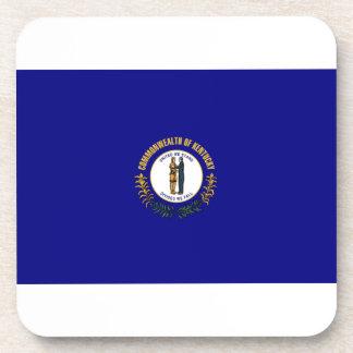 Kentucky Flag Coaster