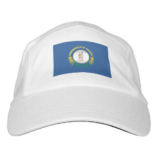 KENTUCKY Flag - Headsweats Hat