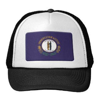 Kentucky Flag PERSONALIZE Trucker Hat