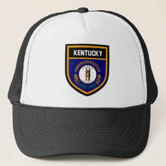 Kentucky Flag Trucker Hat