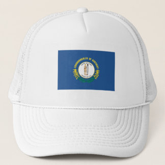 KENTUCKY Flag - Trucker Hat