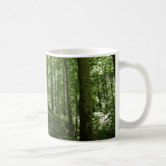 Kentucky Forest Classic White Coffee Mug