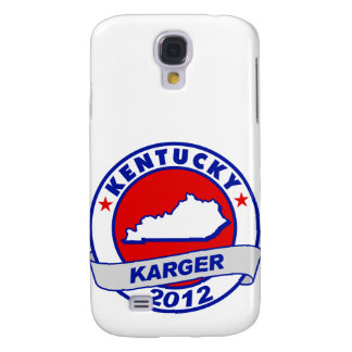 Kentucky Fred Karger Galaxy S4 Covers