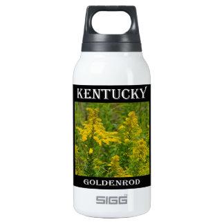 Kentucky Goldenrod Insulated Water Bottle