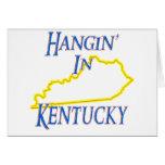 Kentucky - Hangin Felicitacion