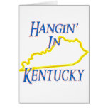 Kentucky - Hangin Tarjeta