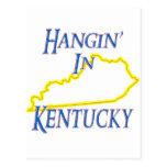 Kentucky - Hangin Tarjetas Postales