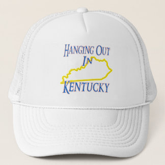 Kentucky - Hanging Out Trucker Hat