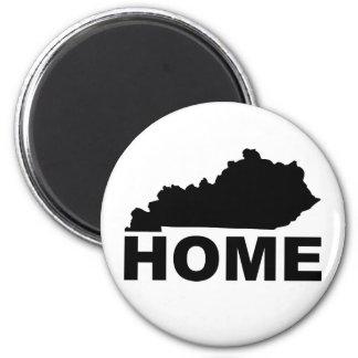 Kentucky Home Away From State Fridge Magnet