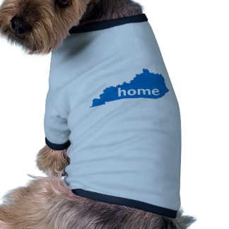 Kentucky Home Dog Shirt