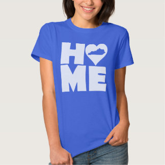 Kentucky Home Heart State Tees T-Shirt
