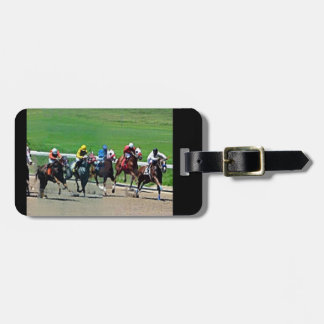 Kentucky Horse Racing Tags For Luggage