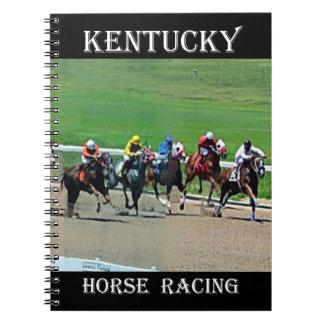 Kentucky Horse Racing Notebooks