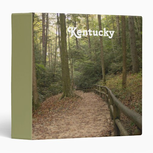 Kentucky Horse Trails 3 Ring Binders
