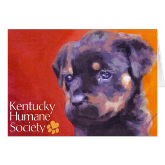 Kentucky Humane Society Card