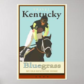 Kentucky I Posters