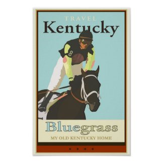 Kentucky I Posters