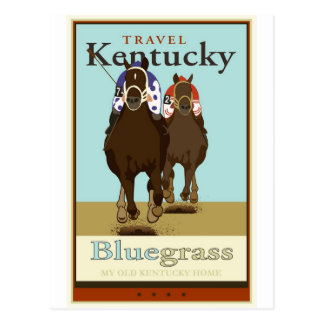 Kentucky II Postcard