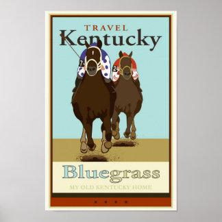 Kentucky II Posters