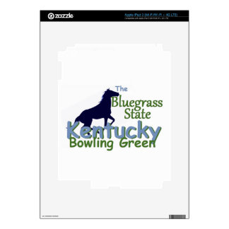 KENTUCKY iPad 3 DECAL