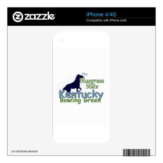 KENTUCKY iPhone 4 SKIN