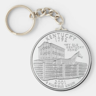 Kentucky Keychain