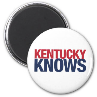 Kentucky Knows Magnet