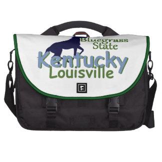 KENTUCKY LAPTOP MESSENGER BAG