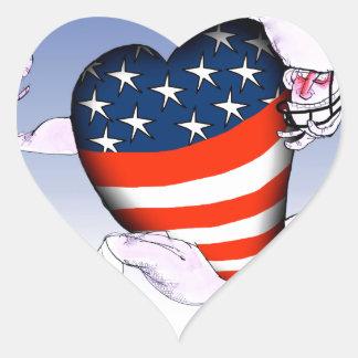 kentucky loud and proud, tony fernandes heart sticker