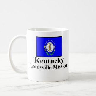 Kentucky Louisville Mission Drinkware Classic White Coffee Mug
