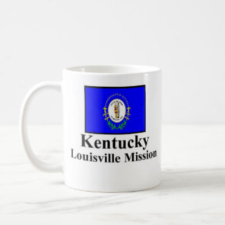 Kentucky Louisville Mission Drinkware Classic White Coffee Mug