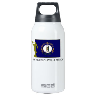 KENTUCKY LOUISVILLE MISSION LDS CTR INSULATED WATER BOTTLE