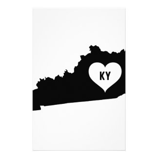 Kentucky Love Stationery