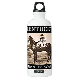 Kentucky Man O' War Aluminum Water Bottle