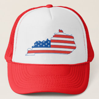Kentucky Patriotic Hat