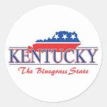 Kentucky Patriotic Stickers