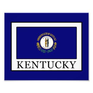Kentucky Photo Print