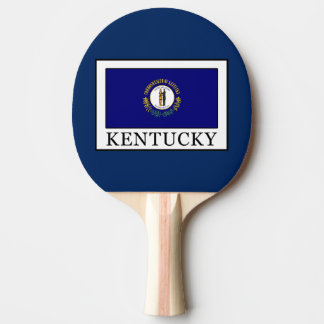 Kentucky Ping-Pong Paddle