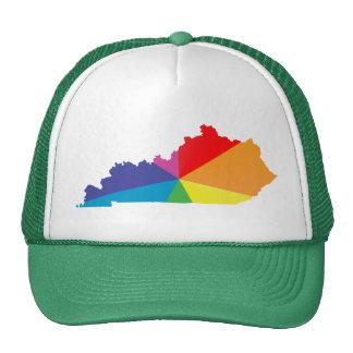 kentucky pride. trucker hat