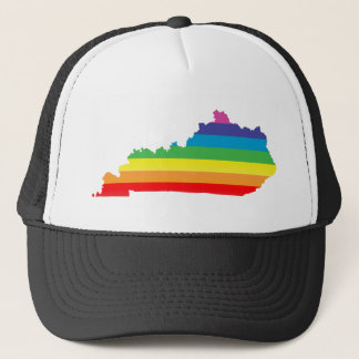 kentucky pride. trucker hat
