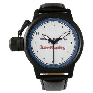 Kentucky Relojes De Mano