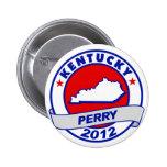 Kentucky Rick Perry Pinback Buttons