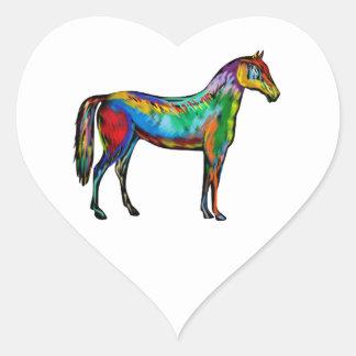 Kentucky Rise Heart Sticker