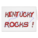 Kentucky ROCKS Card