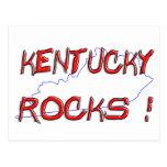 Kentucky ROCKS Postcards